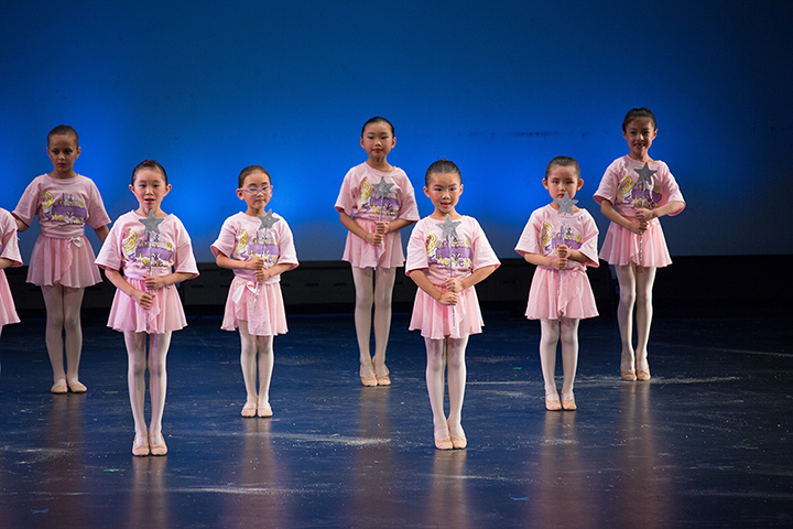 2017 Annual Dance Recital Ballerinas