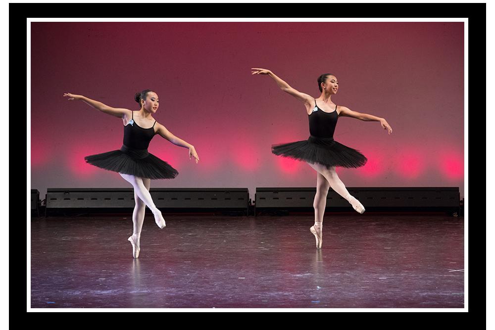 RAD Exam Levels Professional Ballerinas