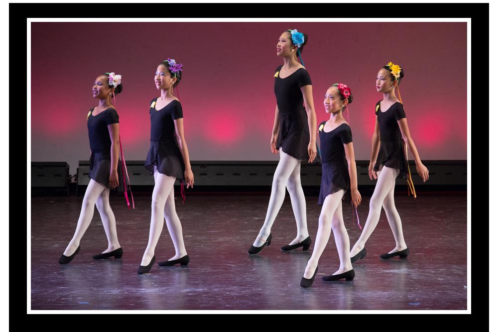 RAD Exam Levels Ballerinas